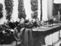 Eröffnung der verfassunggebenden Landesversammlung in München, 1946