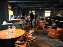 """Restaurant """"Rocca Riviera"""" in der Siemens-Zentrale in München, 2016"""