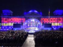 Einheitsfeier Berlin