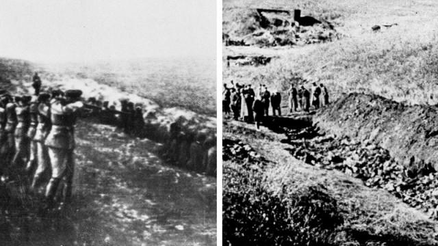 Zweiter Weltkrieg 75 Jahre nach dem Massenmord von Babij Jar