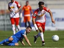 Sportfreunde Lotte v Jahn Regensburg - 3. Liga