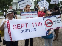 9/11 Families & Survivors United for Justice Against Terrorism ra