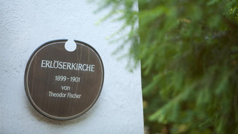 Erlöserkirche Schwabing an der Münchner Freiheit, Kulturstadt München