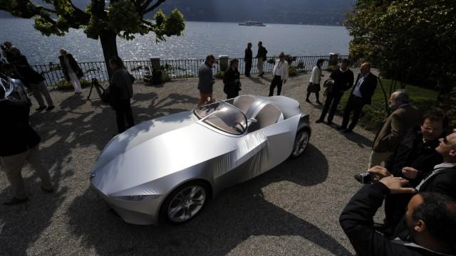 BMW Früherer BMW-Chefdesigner Chris Bangle