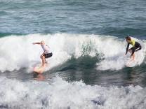 Der blinde Surfer