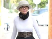 Diane Keaton in der Stilkritik