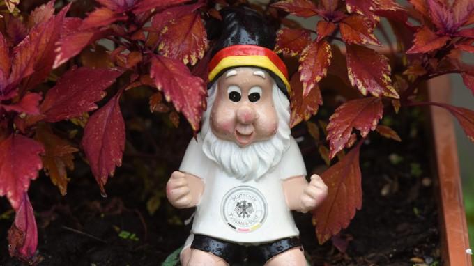 Ein mögliches Maskottchen für Sachsen-CDU und CSU? (Foto: Uwe Zucchi/dpa)