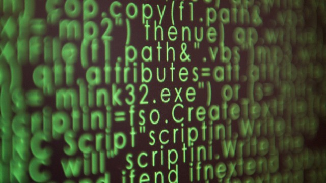 Computerprogramm zur Verbrechensprävention