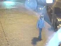 Fahndungsfotos nach Anschlag auf Moschee veröffentlicht