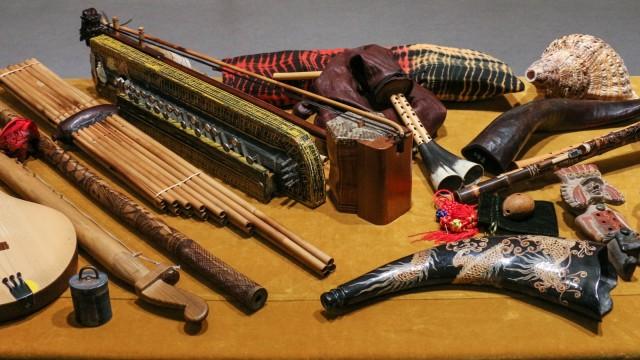 Exotische Instrumente