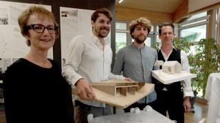 Wörthsee: RH Ausstellung Kioskarchitekturmodelle