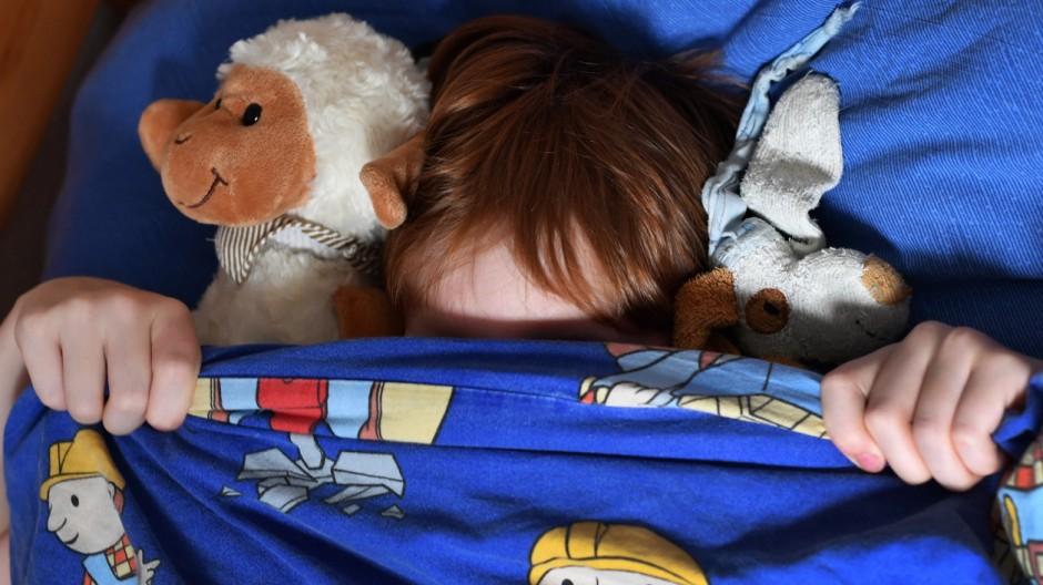 Angst bei Kindern - Alarmsignale ernst nehmen
