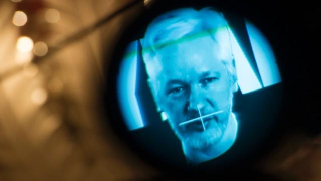 Julian Assange Trump und Wikileaks