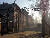 ehemaliges Konzentrationslager Auschwitz