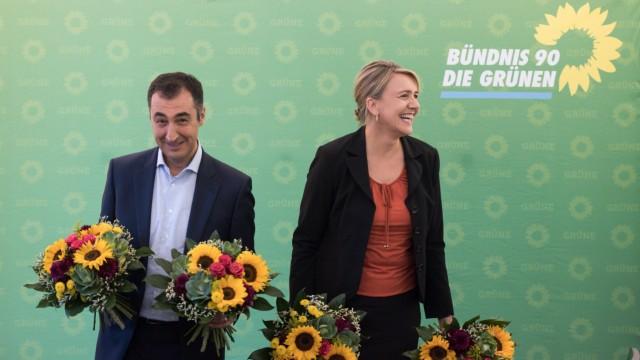 Nach der Wahl zum Berliner Abgeordnetenhaus - Grüne
