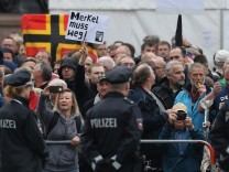 Germany Marks Unity Day With Events In Dresden