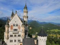 dpa-Story: Schloss Neuschwanstein