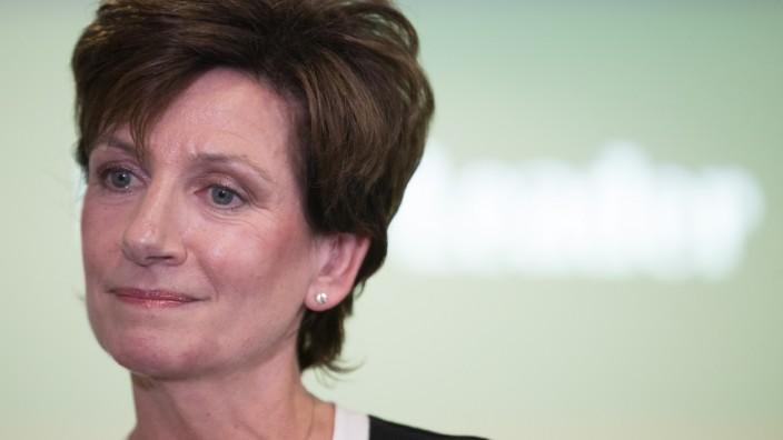 FILE - Diane James Quits As Ukip Leader After Just 18 days
