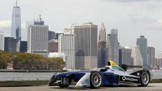 Formel E Rennserie