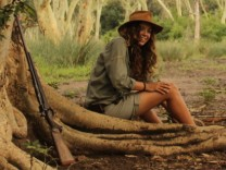 Gesa Neitzel Rangerin Afrika