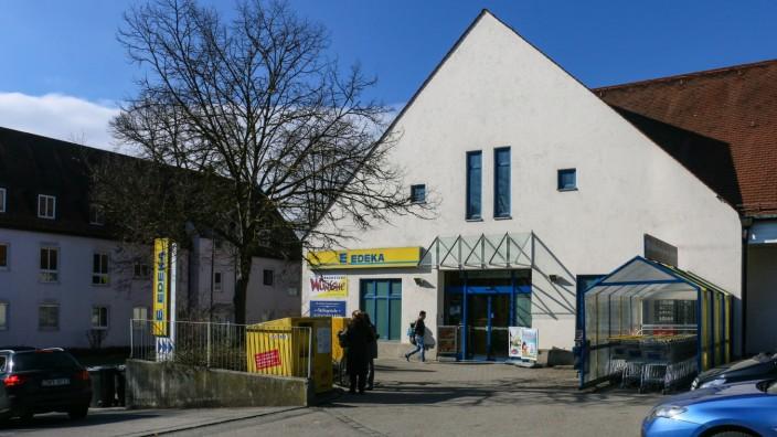 Umzugspläne Von Edeka Entzweien Petershausen Dachau