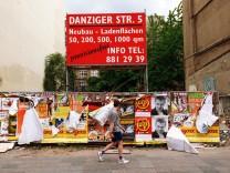 Geplantes Geschäftshaus in Berlin, 2001