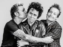 SSJN Green Day