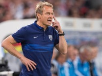 Deutschland - USA - Jürgen Klinsmann