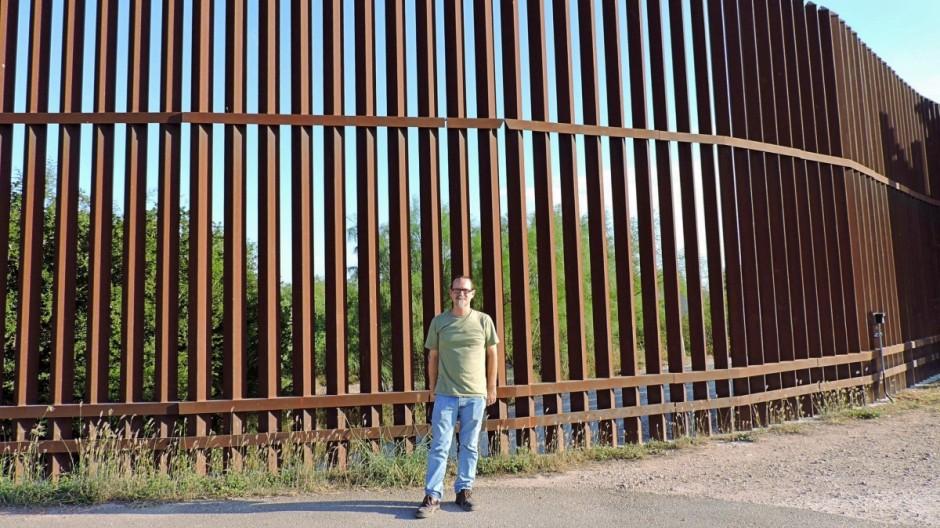 Was passieren würde, wenn Trump die Mauer wirklich baut - Politik ...