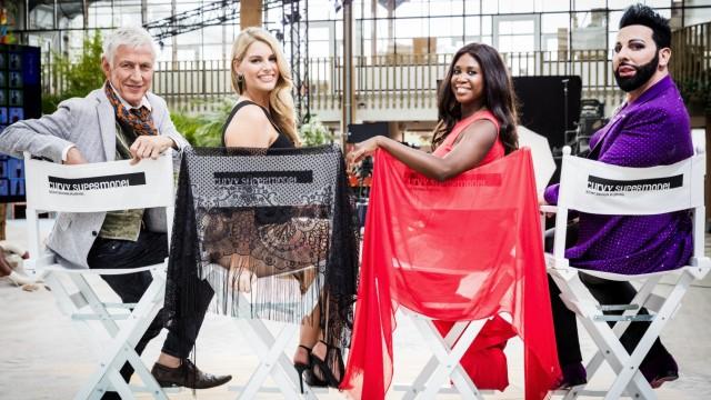 Curvy Supermodel auf RTL 2