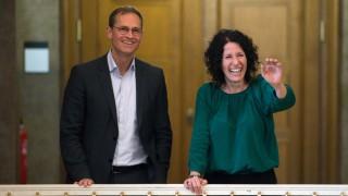 Sondierungsgespräche nach Berlin-Wahl