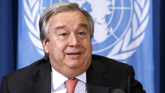 Antonio Gurerres set to be next UN Secretary General