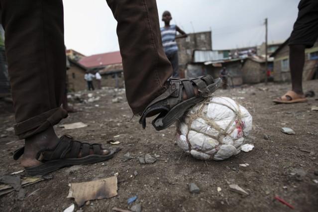 Kenya feature FIFA World Cup 2014