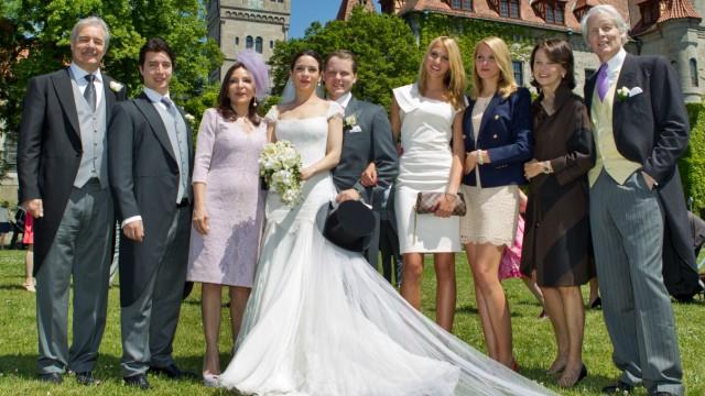Hochzeit im Hause Faber-Castell