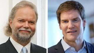 Carsten Maschmeyer Utz Claassen und Carsten Maschmeyer