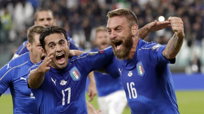 WM-Quali Italien Spanien