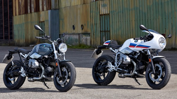 Zurück in die Zukunft - Motorradmesse Intermot im Retro-Trend