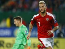 Austria v Wales - 2018 World Cup Qualifying European Zone - Group D
