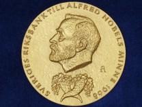 Wirtschafts-Nobelpreis - Medaille