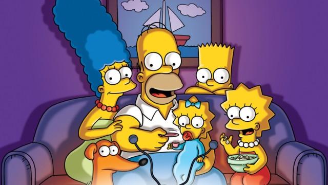 Die Simpsons - Der Musk, der vom Himmel fiel