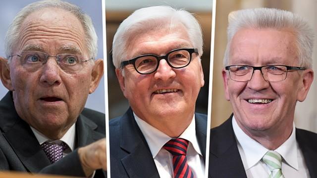 Bundespräsident Gauck-Nachfolge