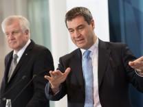 CSU lobt Merkels Selbstkritik