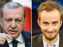 Recep Tayyip Erdoğan, Jan Böhmermann