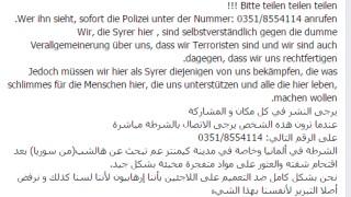 """Syrische Facebook-Gruppe """"German LifeStyle GS"""""""