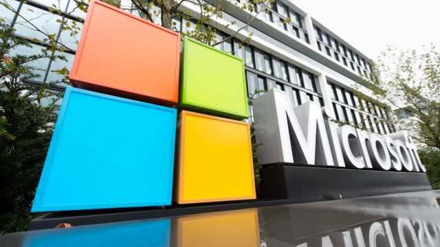 Microsoft eröffnet neue Deutschland-Zentrale