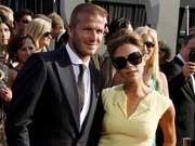 David Beckham, Victoria Beckham, dpa