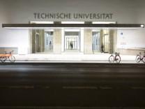 Hauptgebäude der TU München, 2014
