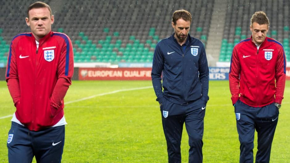 Fußball Englische Nationalelf