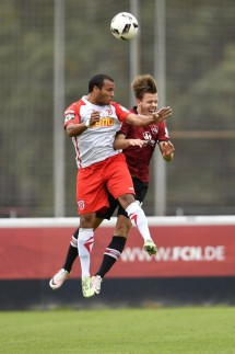 07 10 2016 Fussball Saison 2016 2017 Testspiel Freundschaftsspiel 1 FC Nürnberg FCN SSV