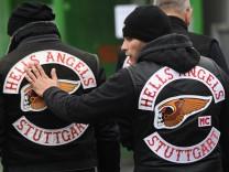 Beisetzung Hells-Angels-Präsident Aygün Mucuk